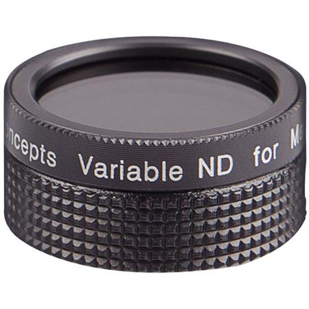 Vivitar Digital Concepts Variable ND2-400 Filter with Case for DJI Mavic  Pro Drone
