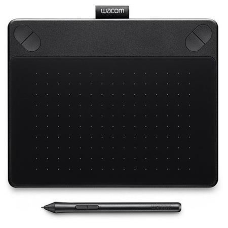 Wacom Intuos Art Pen And Touch Tablet Small Black