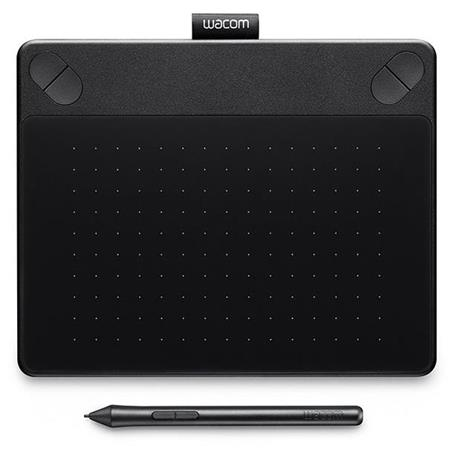 Wacom drawing tablet Intuos Art Pen & Touch S, black