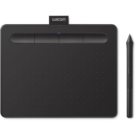Wacom Intuos Creative Pen Tablet, Small, Black