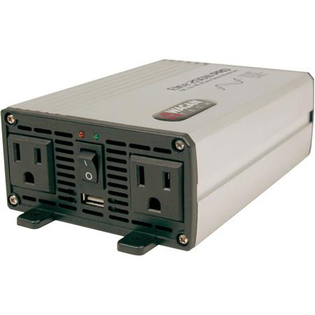 Inverters For Sale >> Wagan Elite 200w Pro Pure Sine Wave Dc To Ac Power Inverter