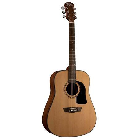 f6654e5770 Washburn Apprentice 5 Series AD5K Dreadnought Acoustic Guitar ...
