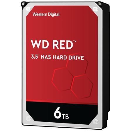 WD WD60EFRX 6TB Internal Hard Drive