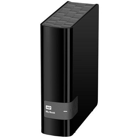 WD WDBFJK0030HBK-NESN 3TB External Hard Drive