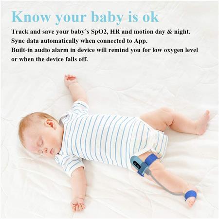 BabyO2 Baby Oxygen Monitor BABYO2