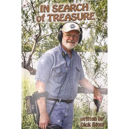 In Search of Treasure by Dick Stout Book New