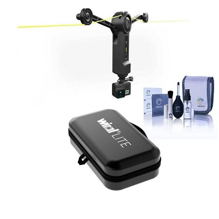 Wiral Lite Cable Cam With Wiral Premium Travel Case