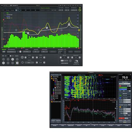 Waves TRACT System Calibration + Smaart Di v2 - Time and Frequency  Correction for Stage and Studio Monitoring