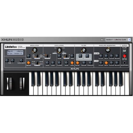 Xhun Audio LittleOne Software
