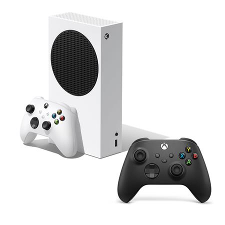 Xbox Series S Bundle With Wireless Controller Black Rrs 00001 B