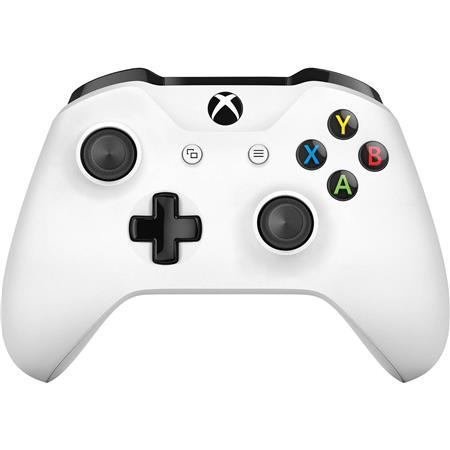 Xbox One Wireless Controller White Tf5 00002 Adorama