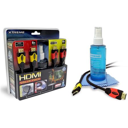 Xtreme Cables HDMI Value Pack: Picture 1 regular