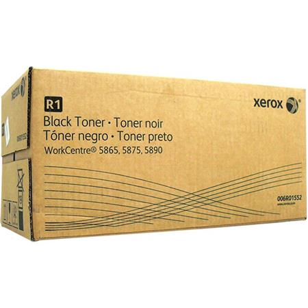 Xerox Black Laser Toner Cartridge for WorkCentre Series Printers, 110000  Pages, 2 Pack