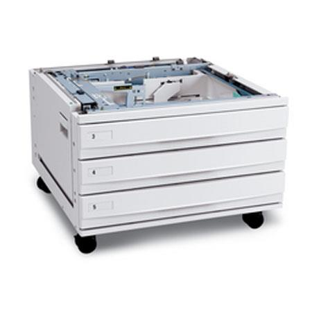 Excellent Xerox 097S03628 High Capacity Feeder 3 Adjustable Paper Trays Up To 11 X 17 A3 1500 Sheet Interior Design Ideas Grebswwsoteloinfo