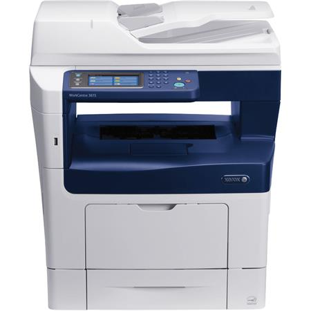 Xerox WorkCentre 3615/DN Monochrome Laser Multifunction Printer, Up to  47ppm Black & White, 1200x1200 dpi, 550 Sheet Input Tray - Print, Copy,  Scan,