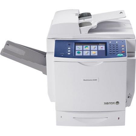 Xerox WorkCentre 6400/S Laser Printer, 2400x600 dp 6400/S