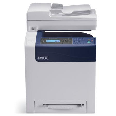 Xerox WorkCentre 6505/N Multifunction Color Laser Printer, 24 ppm Print,  600x600dpi Print - Copy, Email, Fax, Print, Scan