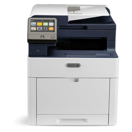 Xerox WorkCentre 6515/DN Automatic Duplex Color Laser All-in-One LED  Printer, 30ppm, 1200x2400 dpi, 300 Sheet Standard Input - Print, Copy,  Scan, Fax