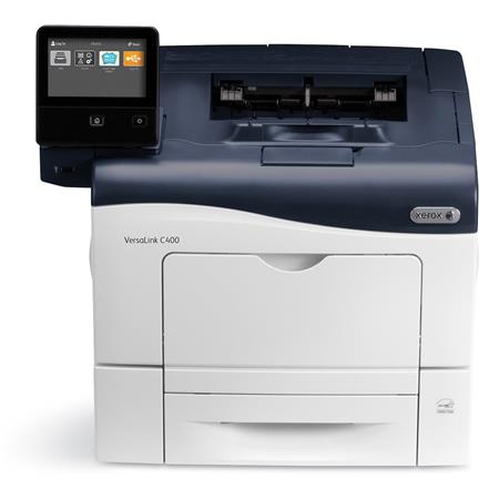 Xerox VersaLink C400/DN Color Laser Printer, 36ppm Letter, 600x600 dpi, 700  Sheet Standard Capacity, Automatic Two-Sided Printing