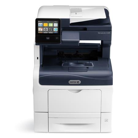 Xerox VersaLink C405/DN Color Multifunction Laser Printer, 36ppm Letter,  600x600 dpi, 700 Sheet Standard Capacity, Automatic Two-Sided Printing -