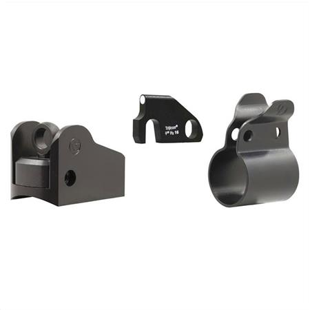 XS Sights Tactical Banded Standard Dot Front/Winged Rear Ghost-Ring Sight  Set for Mossberg 500, 590 Shotguns