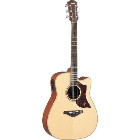 Yamaha A3M Dreadnought Electric Guitar