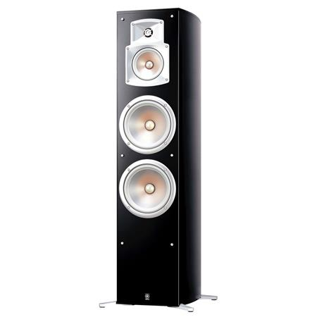 Yamaha Ns777 Dual 8in 3 Way 250w Floor Standing Speaker Single Ns777