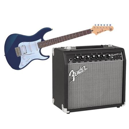 Adorama - Yamaha Pacifica Double Cutaway Guitar w/ Amplifier - $190