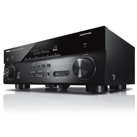 Yamaha AVENTAGE RX-A680 7 2-Channel Network AV Receiver with MusicCast,  Wi-Fi and Bluetooth, 4 HDMI In/1 Out