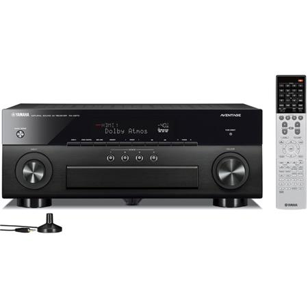yamaha aventage rx a870 7 2 channel network a v receiver. Black Bedroom Furniture Sets. Home Design Ideas