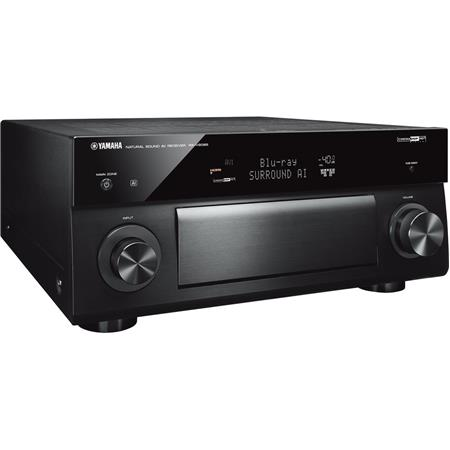 Yamaha RX-V2085 Ultra HD 4K 9 2-Channel Network AV Receiver with Dolby  Atmos and MusicCast, Black