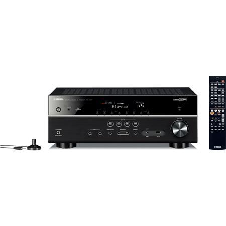 Yamaha 5.1-Ch Network AV Receiver w/Airplay