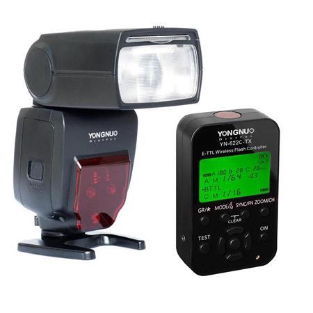 Yongnuo YN685 Wireless TTL Speedlite f/Nikon Cameras w/YN-622N-TX Flash  Controlr