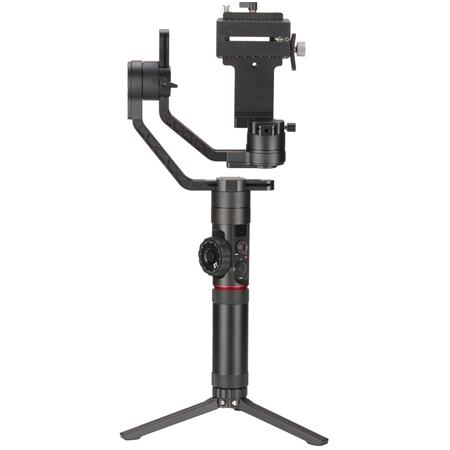 Crane 2 Professional 3-Axis DSLR Camera Gimbal Stabilizer with Follow Focus Control, 7 lbs