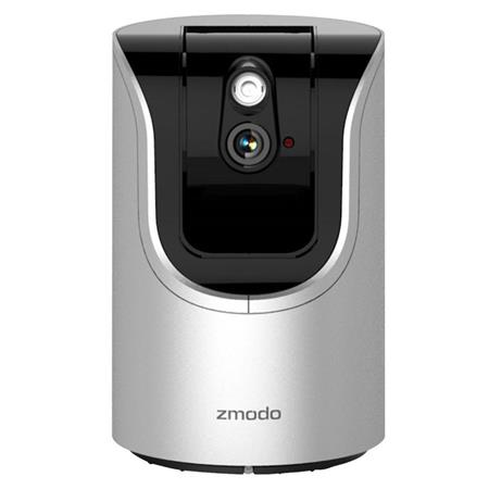 Zmodo ZH-IZV15-WAC 720p HD Pan & Tilt Smart Wi-Fi Home Camera with 2-Way  Audio