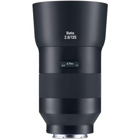 Zeiss 135mm f/2.8 Batis Series Lens for Sony Full Frame E-mount NEX ...