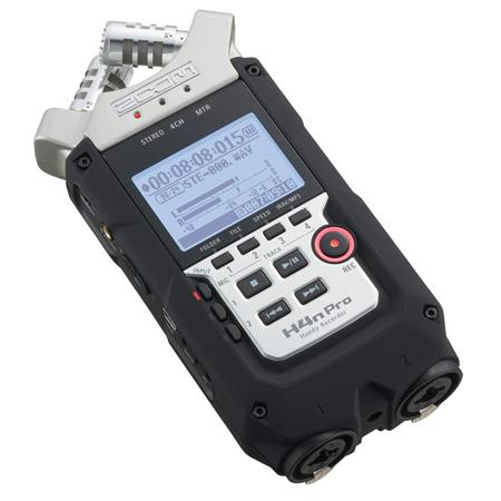 Zoom H4n Pro 4-Channel Handy Recorder ZH4NPRO - Adorama