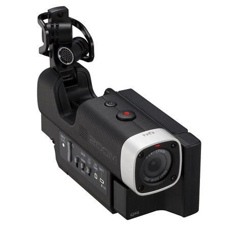 Zoom Q4 1080p Flash Memory SDXC/SDHC/SD Camcorder