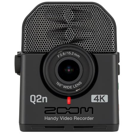 Zoom Q2n-4K Handy Video Recorder