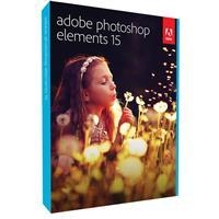 Adobe Photoshop Elements 15, DVD