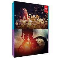 Adobe Photoshop Elements 15 and Premiere Elements 15, DVD