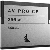 AV PRO CF 256GB Memory Card, 550MB/s Read and 400MB/s Wri...