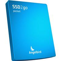 SSD2go PKT 512GB External Solid State Drive, USB 3.1 Type...
