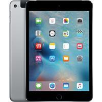 "Apple 7.9"" iPad Mini 4 Wi-Fi + Cell 128GB, Gray"