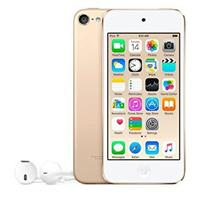 Apple 128GB iPod touch - Gold (6th Generation)