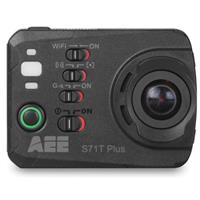AETECH S71T Plus 16MP 4K HD LCD Touchscreen Action Camera...