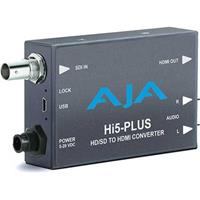 AJA 3G-SDI to HDMI Mini Converter with PsF to P Support, ...