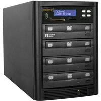Aleratec DVD/CD Flash Copy Tower, 115-230V AC Switchable ...