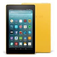 "AMAZOn Fire 7 Tablet with Alexa, 7"" Display, Quad-Core 1...."