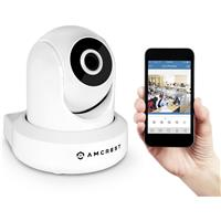 IP2M-841 2MP Wi-Fi Video Monitoring Security Wireless IP ...